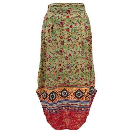 Orientique Kea Skirt - Green