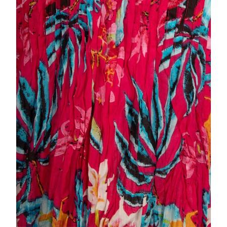 Orientique Agistri Crinkle Dress  - Pink