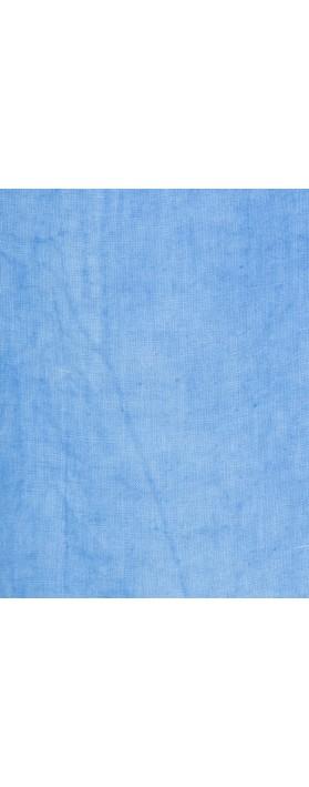 Amazing Woman Melia Short Sleeve Linen Top Blue