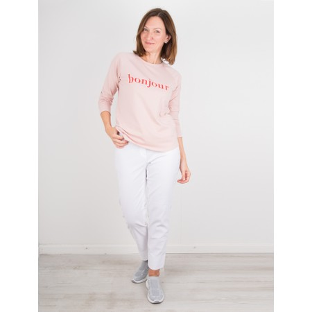 Chalk Gemini Exclusive ! Tasha Bonjour Top - Pink