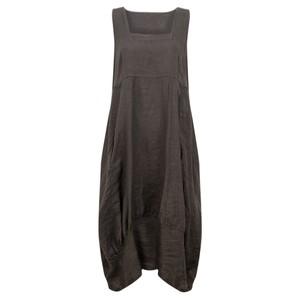 TOC  Demelza Linen Dress