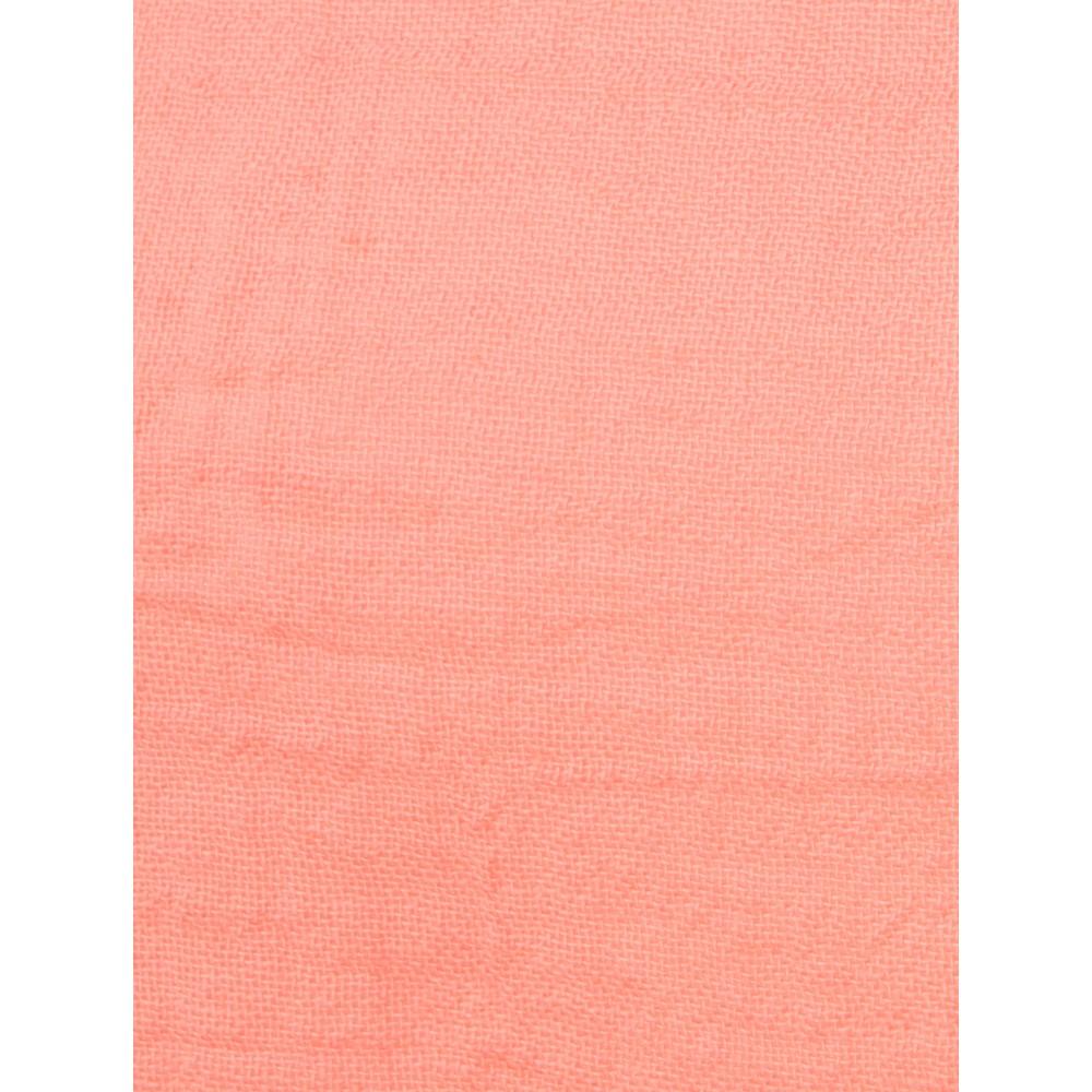 TOC Billie Linen Mix Easy Fit Top Peach