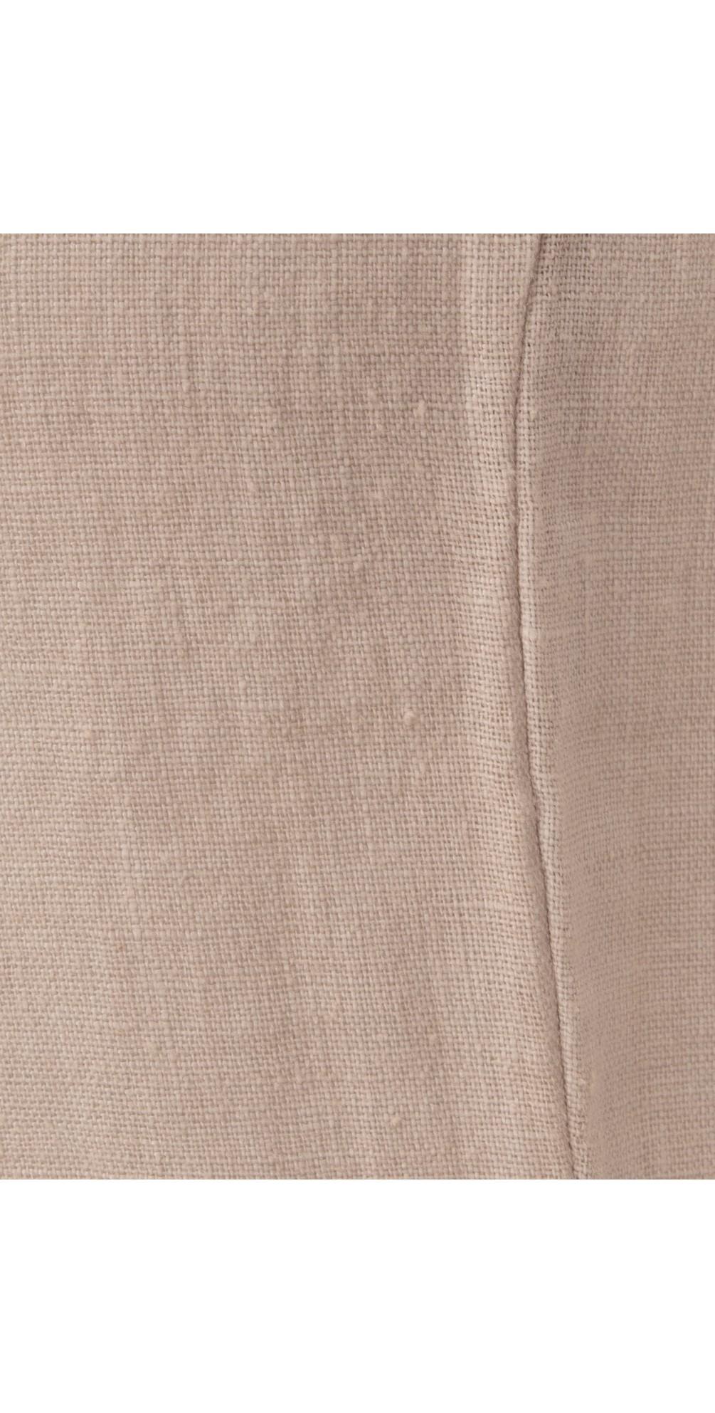 Sleeveless Linen Dress main image