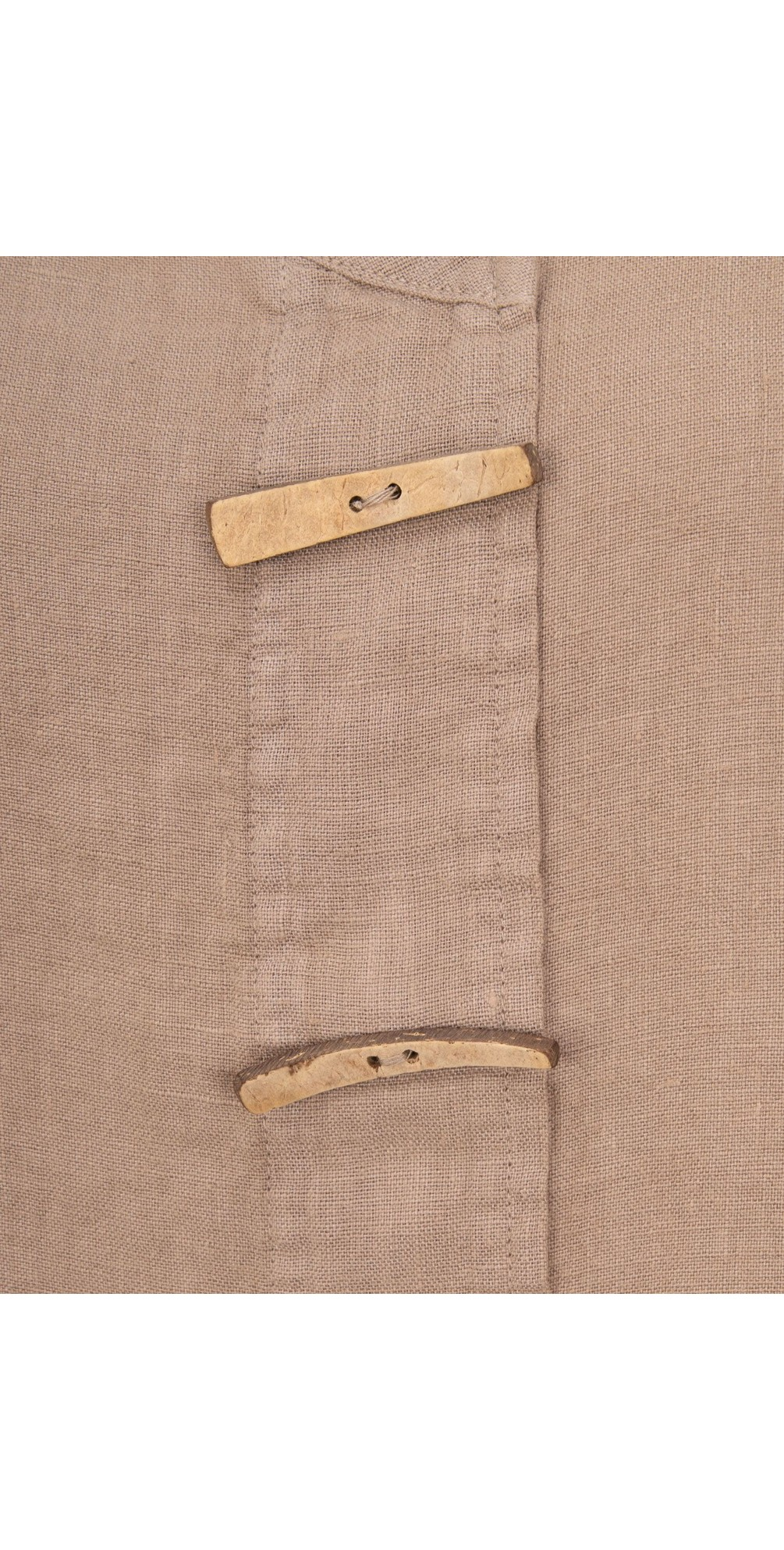 Longline Linen Tunic main image