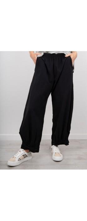 Focus Pantaloon Trouser Black