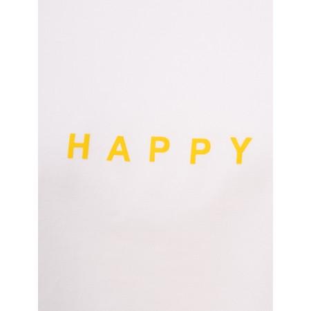 Chalk Robyn Bright Happy Top - White