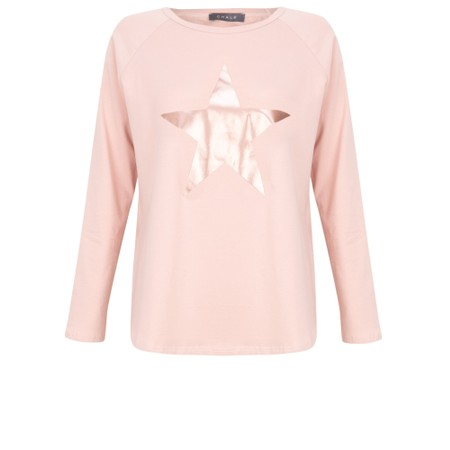 Chalk Tasha Star Top - Pink