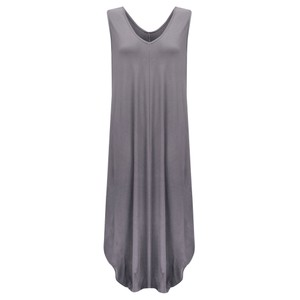 Gemini Label Clothing Iman Balloon Sleeveless Dress