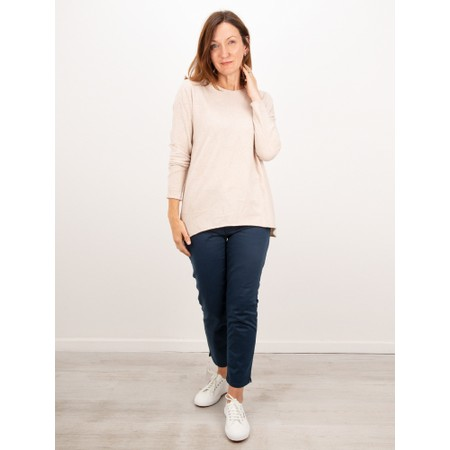 Amazing Woman  Hidden Star Supersoft Easyfit Jumper - Beige