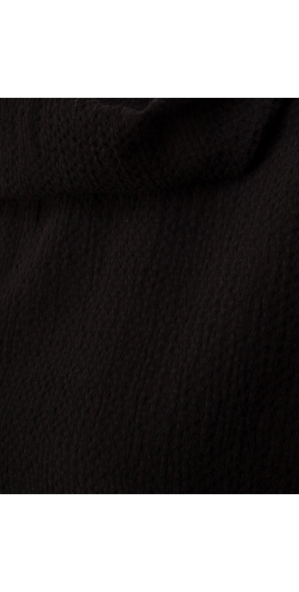 Cowl Neck A-Line Top main image