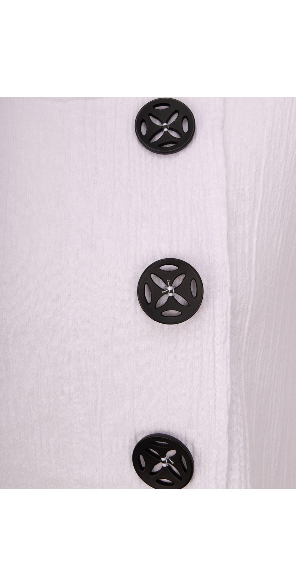 Three Button Tunic main image