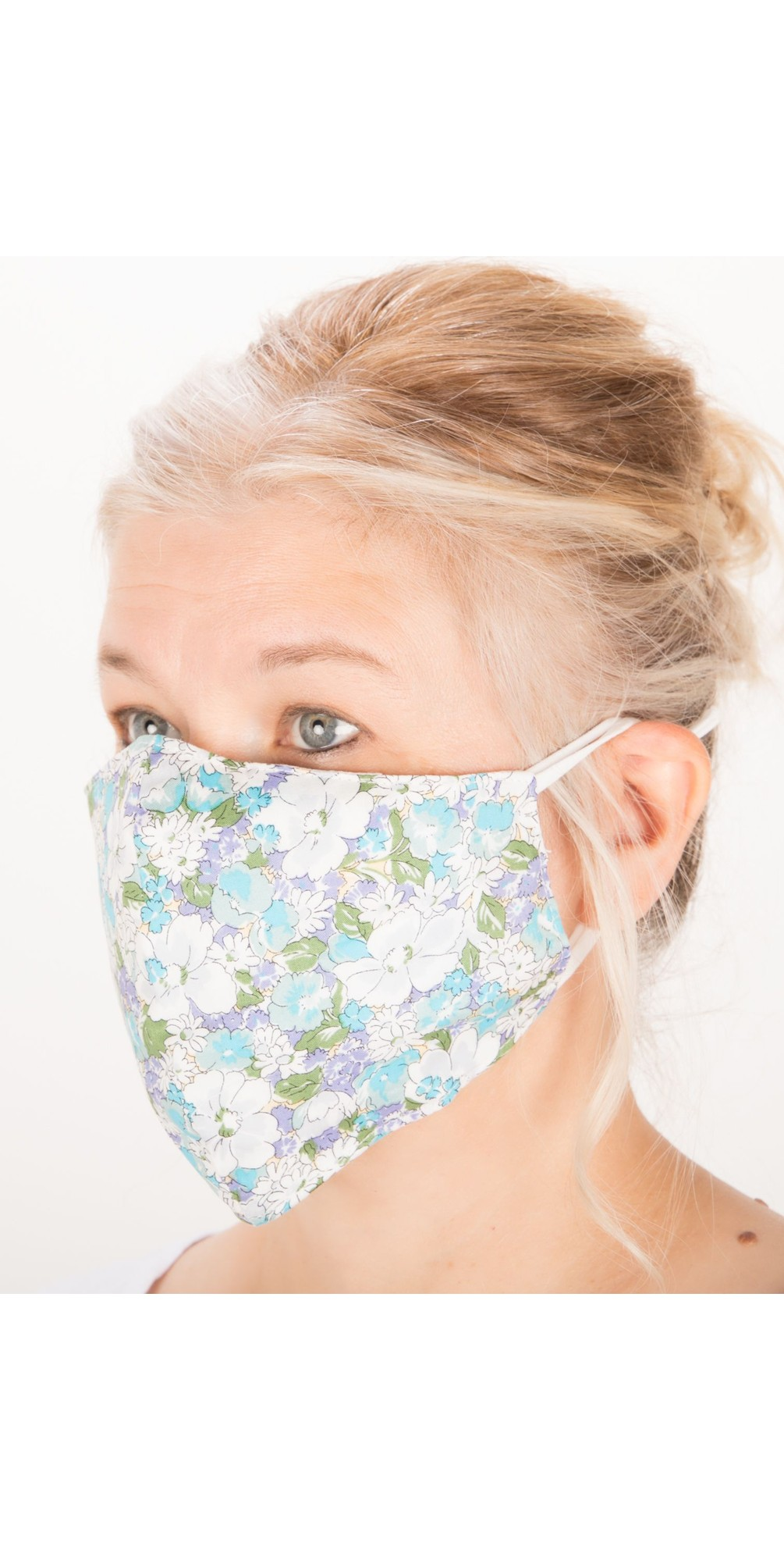 Floral Face mask  main image