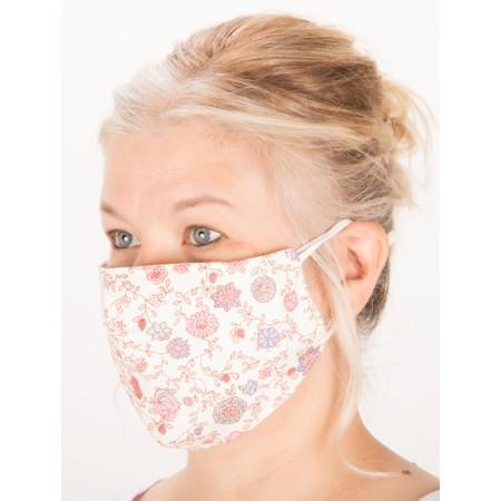 Jayley Floral Face mask  - Multicoloured
