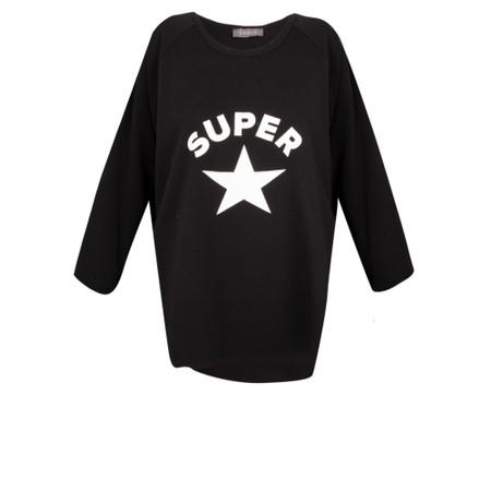 Chalk Robyn Super Star Top - Beige