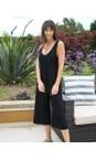 Chalk Black  Bev Jumpsuit