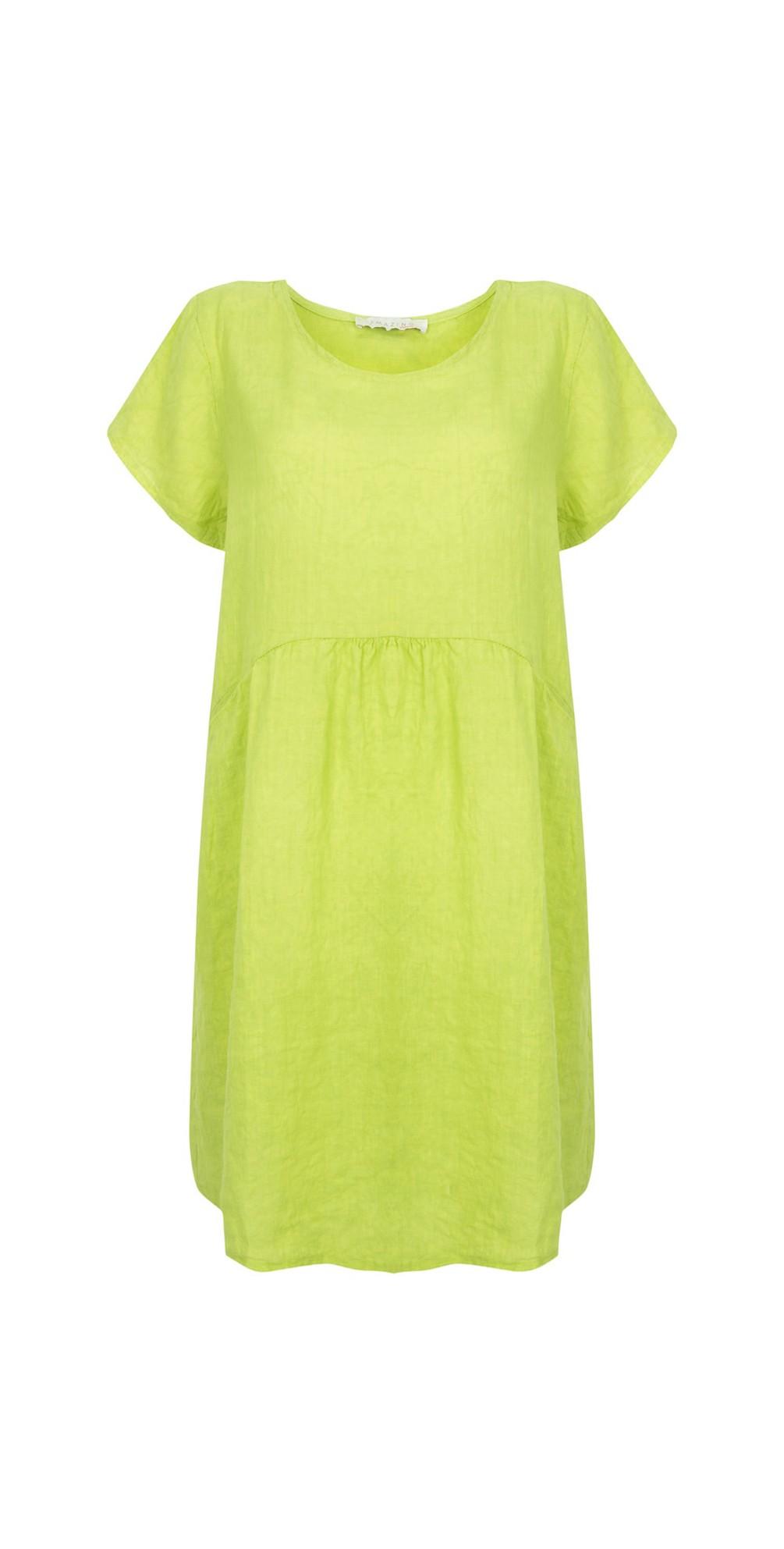 Lexia Linen Dress  main image