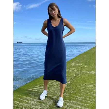 Chalk Rachel Dress - Blue