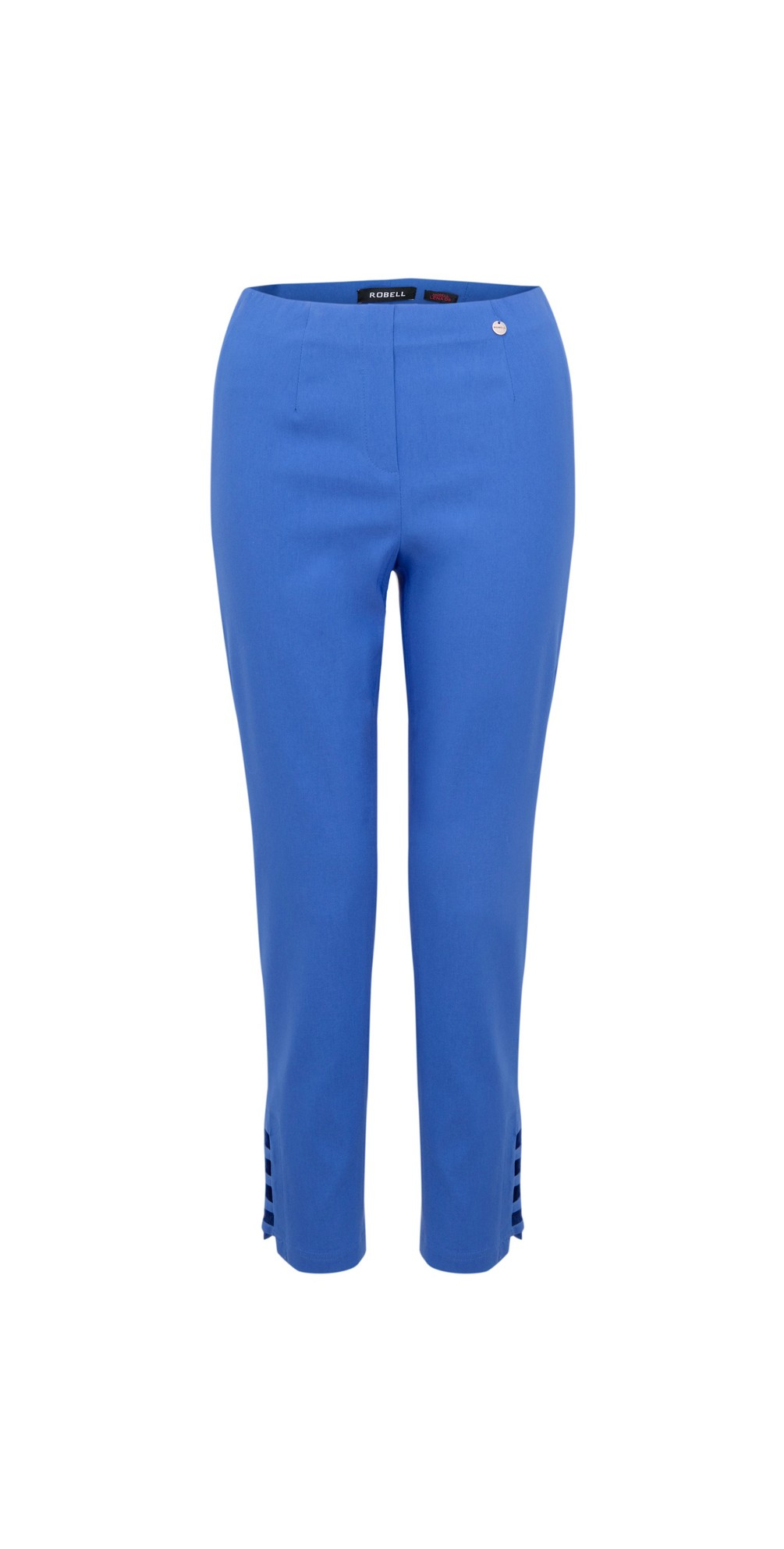 Lena Royal Ankle Detail Cropped Trouser main image