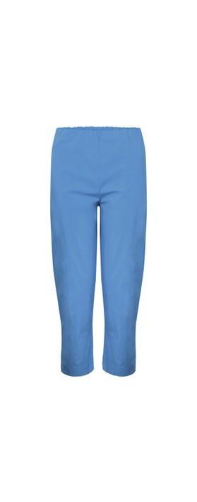 Orientique Bangalene Capri Trouser Blue