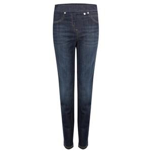 Robell  Rose Slim Fit Washed Denim Jean