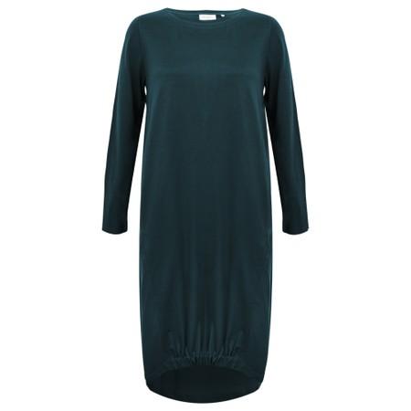 Foil Divine Provenance Dress - Grey