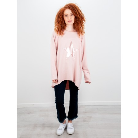 Chalk Robyn Star Top - Pink