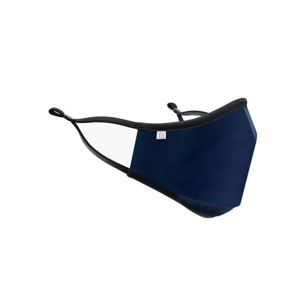 Breathe Organic Cotton Adult Face Mask  AN06 NAVY