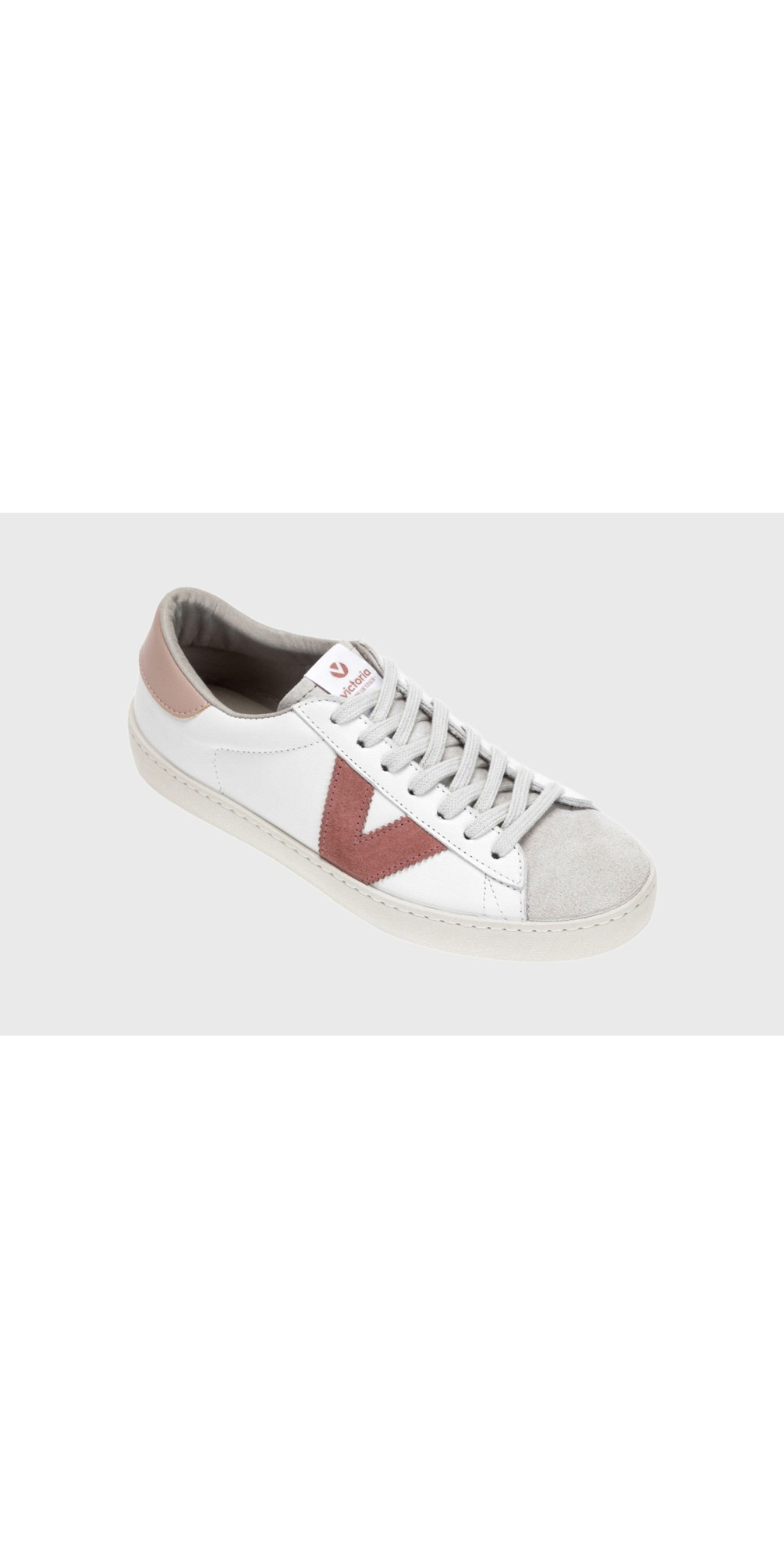 Berlin Classic Victoria V Leather Trainer main image