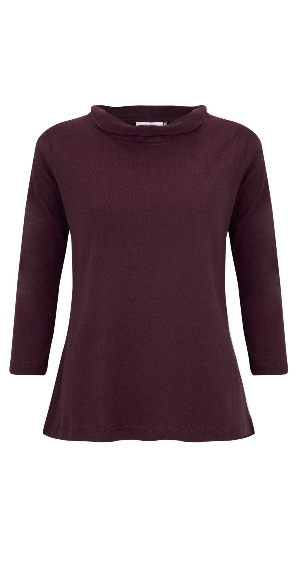 Sacha Soft Roll Neck Top main image