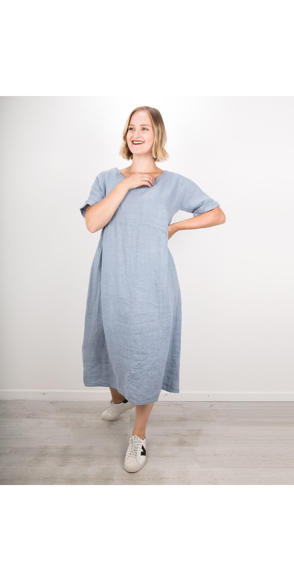 Tesa Midi Linen dress  main image