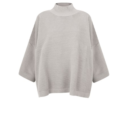 Chalk Vicki Jumper - Metallic