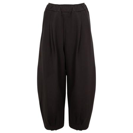 Mama B Bianco F Pantalone - Black