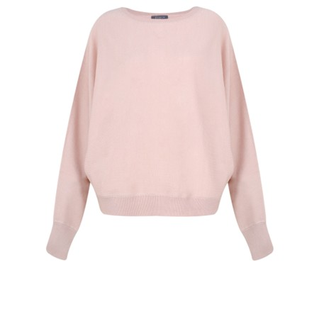 Chalk Betty Supersoft Knit Jumper - Pink
