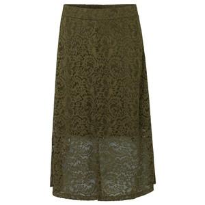 Rosemunde Manacore Lace  Midi Skirt
