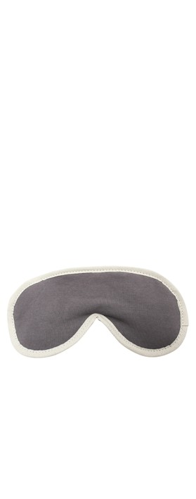 Chalk Home Emma Sleep Mask Supersoft Jersey with Lavender Charcoal