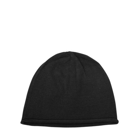 Chalk Helen Supersoft Knit Hat - Black