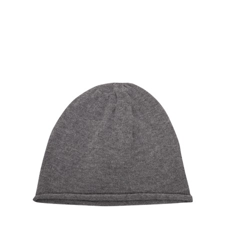 Chalk Helen Supersoft Knit Hat - Grey