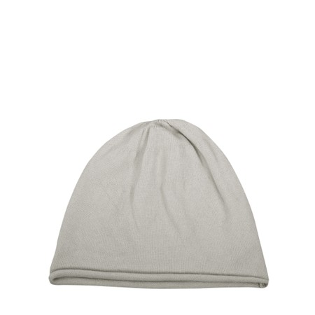 Chalk Helen Supersoft Knit Hat - Metallic