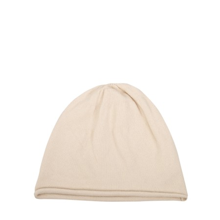 Chalk Helen Supersoft Knit Hat - Off-White