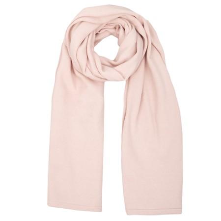 Chalk Suzy Supersoft Knit Scarf - Pink