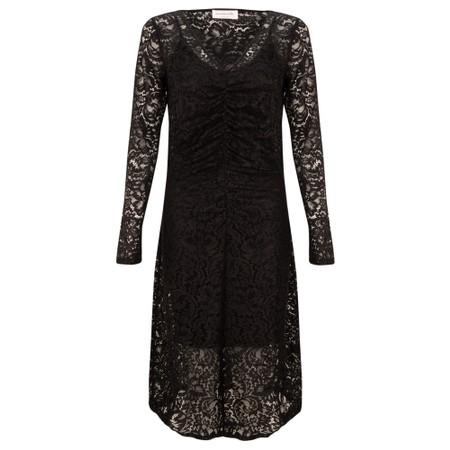Rosemunde Manacore Lace Dress - Black
