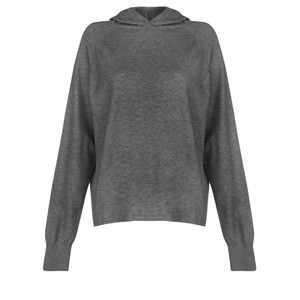 Chalk Hannah Supersoft Knit Hoodie