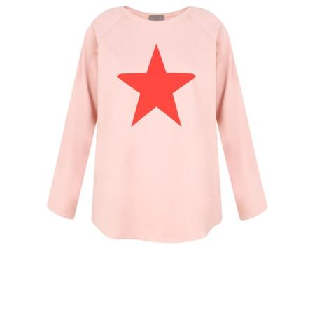 Chalk Gemini Exclusive ! Tasha Star Top - Pink