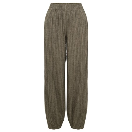 Thing Easyfit  Textured Trouser - Beige