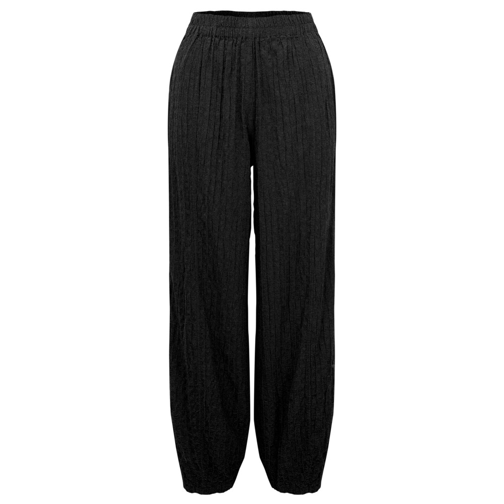 Thing Easyfit  Textured Trouser Black