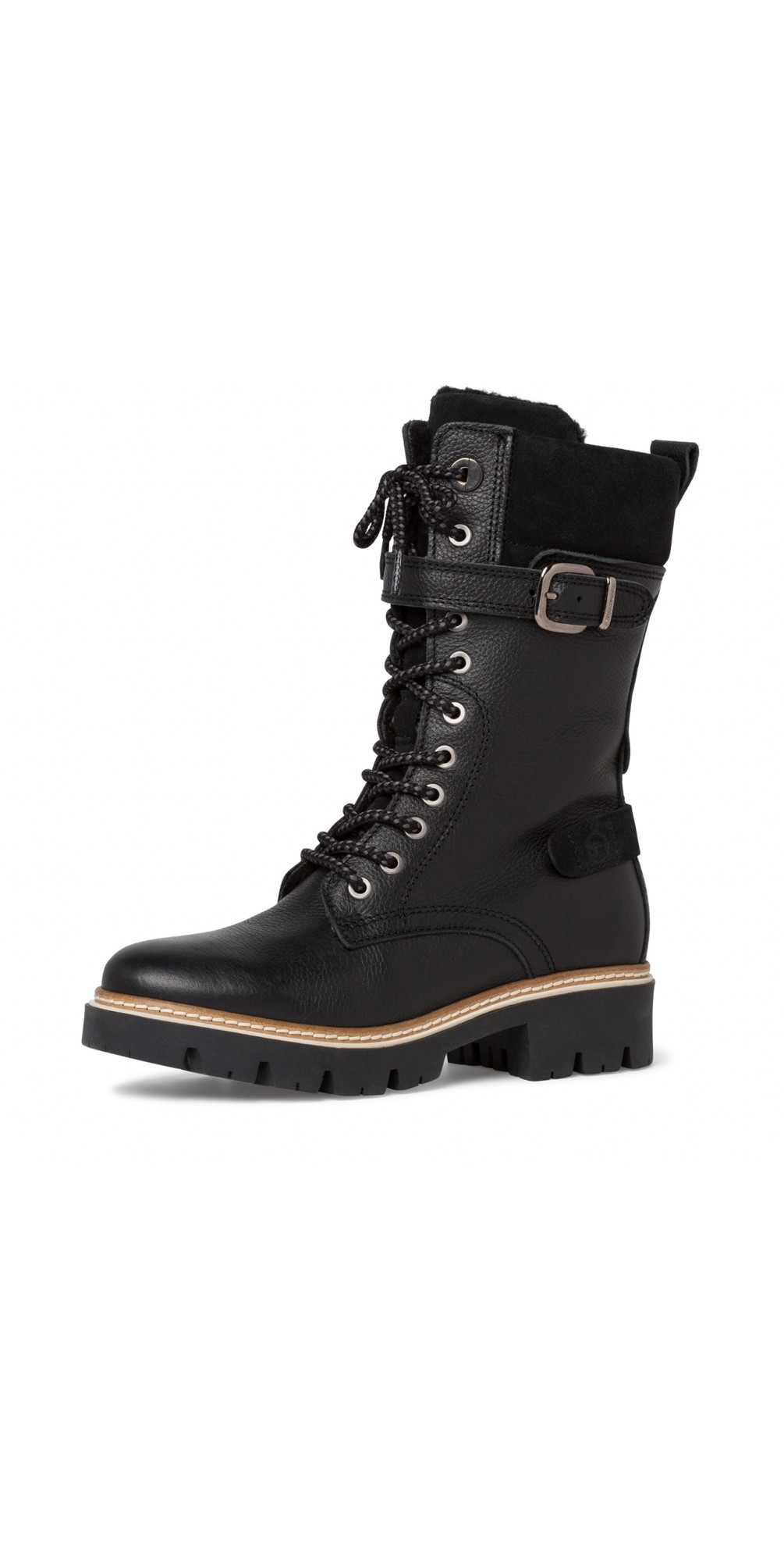 Caramello Duo Tex Tall Hiker Boot main image