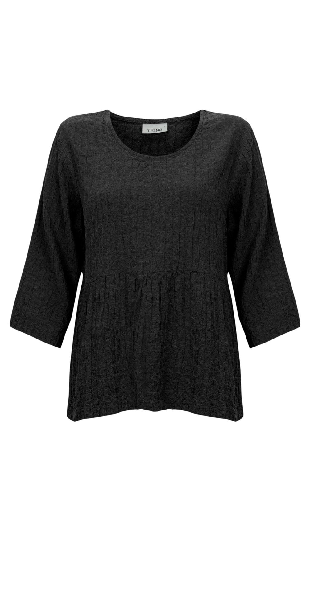 Textured Smock Top main image