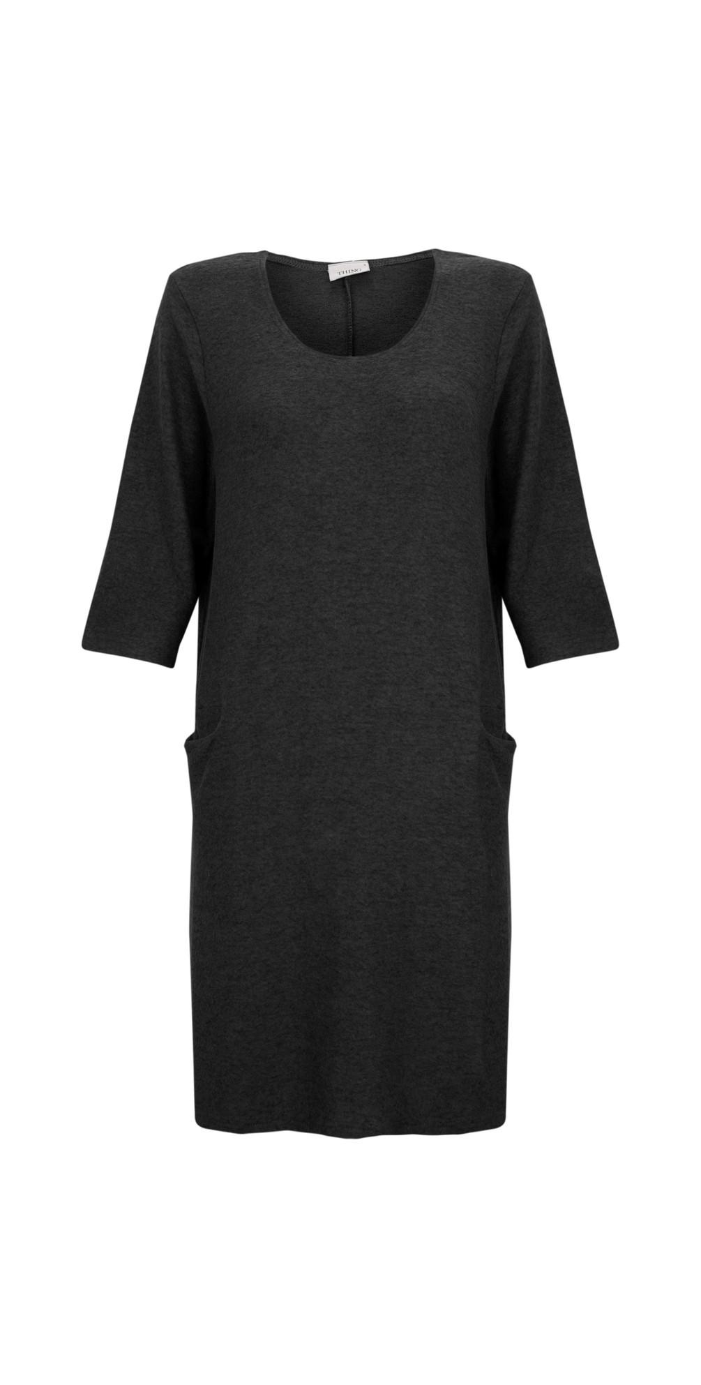 Supersoft Fleece Jet Pocket Dress main image
