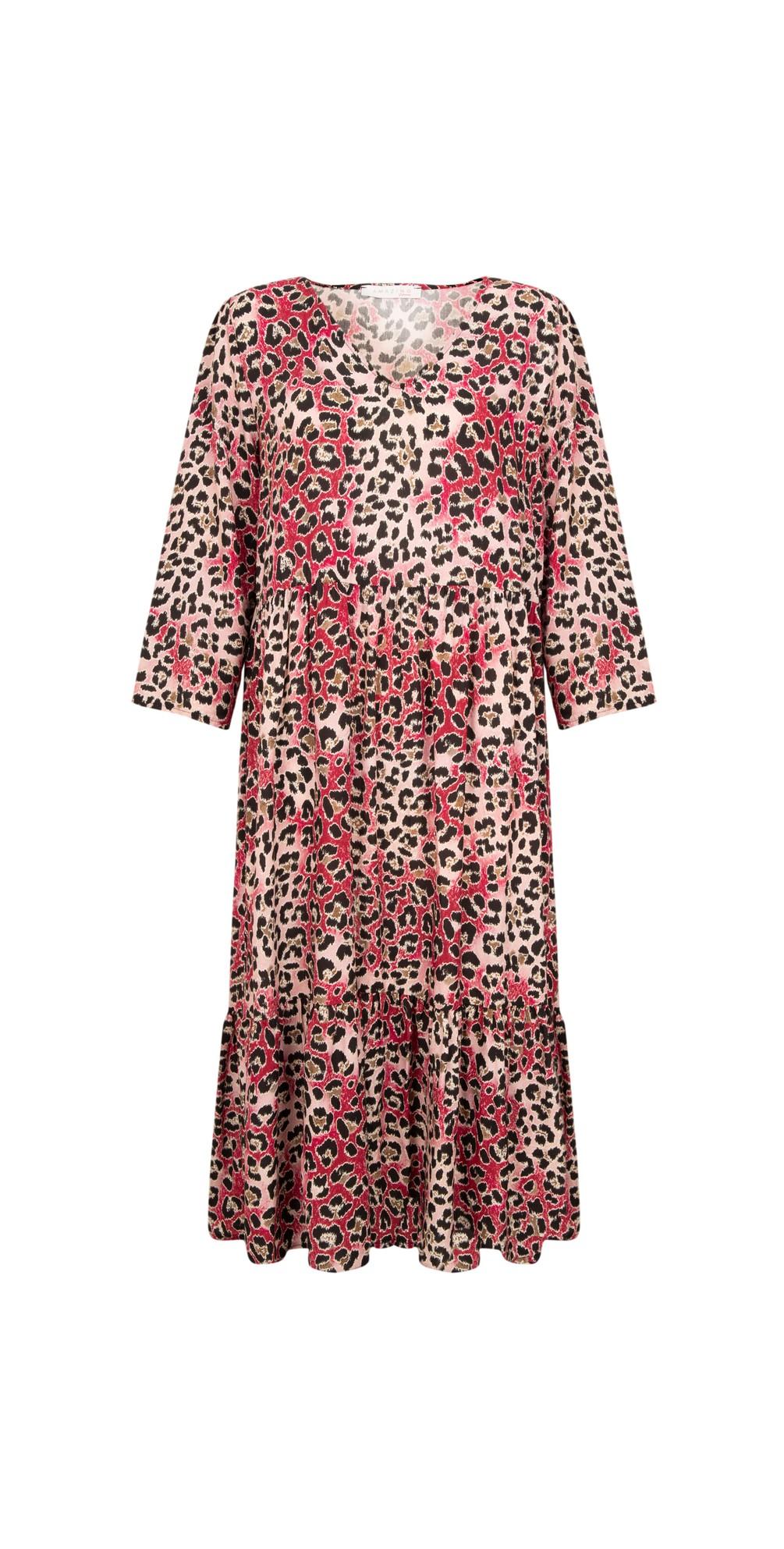 Pennie V Neck Prairie Dress main image