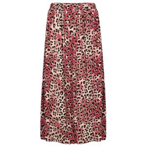 Amazing Woman  Santa Midi Skirt
